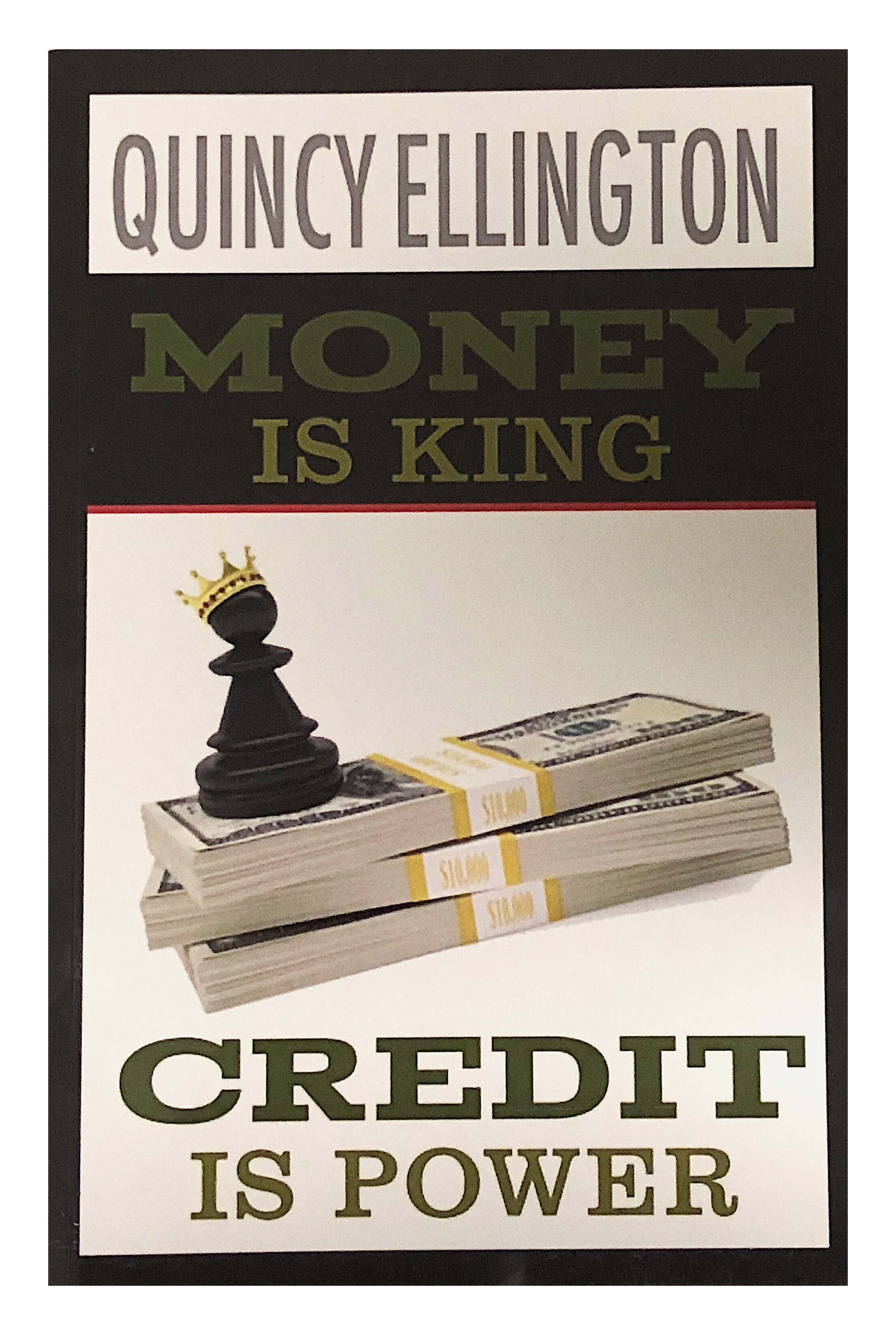 Money Is King - Credit Is Power